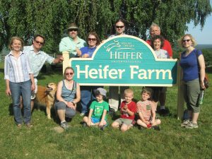 Heifer Group Picture