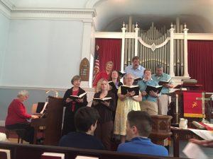 choir 8.2016
