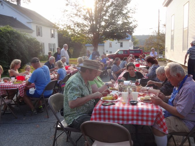 Lobster Bake to Benefit COVER Home Repair and Our Church